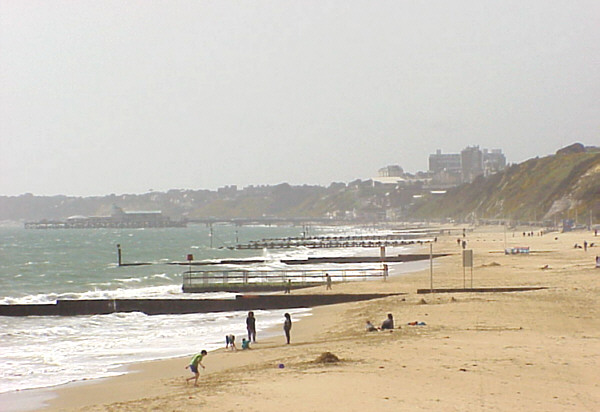 View of Bournemouth Pier