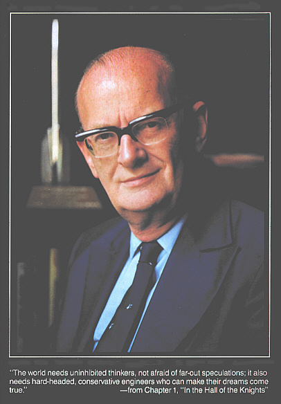 Picture of a younger Arthur C. Clarke (69062 bytes)